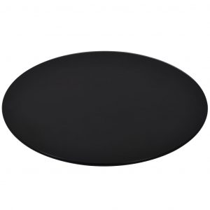 Table Top Tempered Glass Round 300 mm