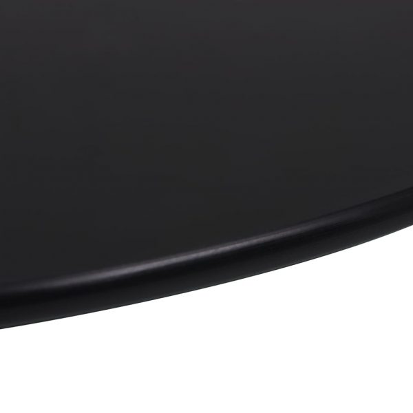 Table Top Tempered Glass Round 800 mm