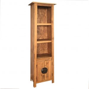 vidaXL Freestanding Bathroom Cabinet Solid Recycled Pinewood