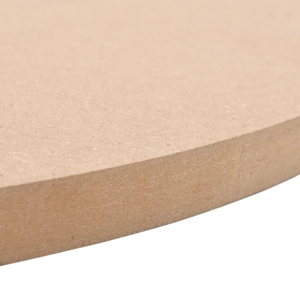 Table Top Round MDF 700×18 mm