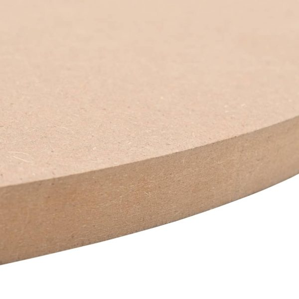 Table Top Round MDF 800×18 mm
