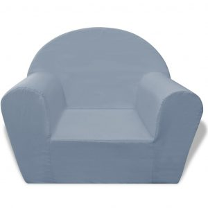 Kids' Armchair Grey