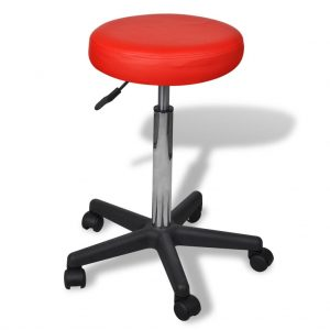 Office Stool red